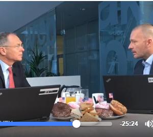 Americká snídaně s DVTV
