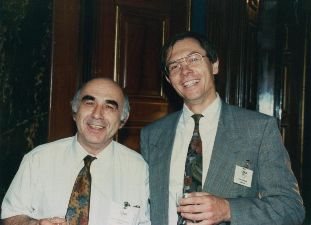 František Turnovec, Jan Švejnar