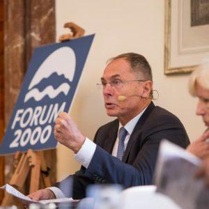 FORUM 2000 –  Odvaha převzít odpovědnost
