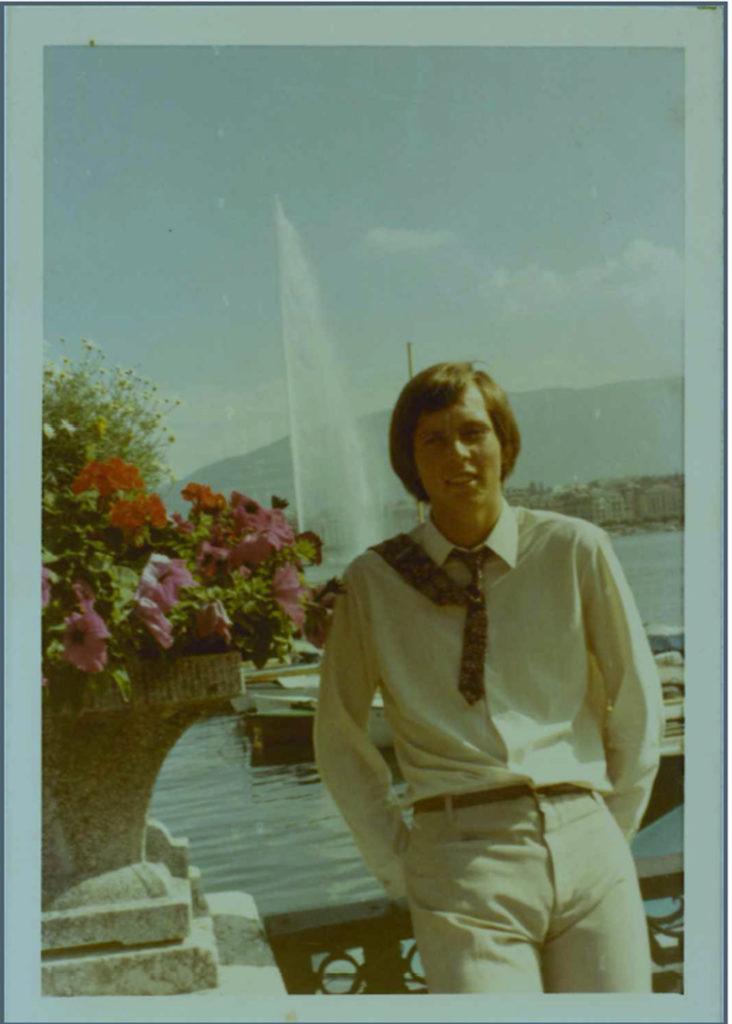 1970, Ženeva, Švýcarsko