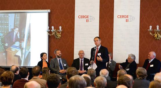 25. výročí založení CERGE-EI
