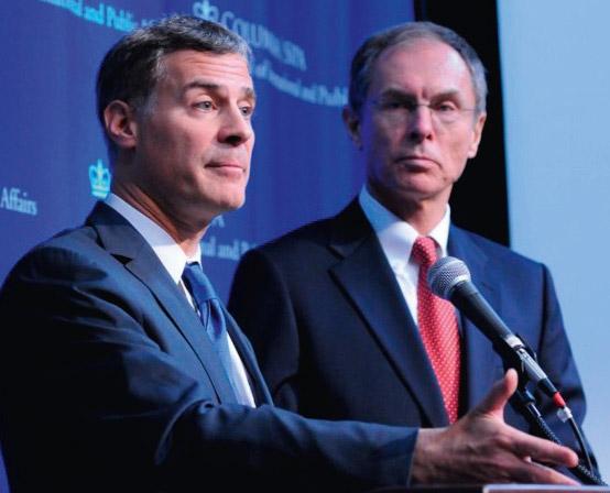 Založení Centra pro globální hospodářskou politiku, Alan Krueger, předseda sboru ekonomických poradců prezidenta USA (duben 2012)